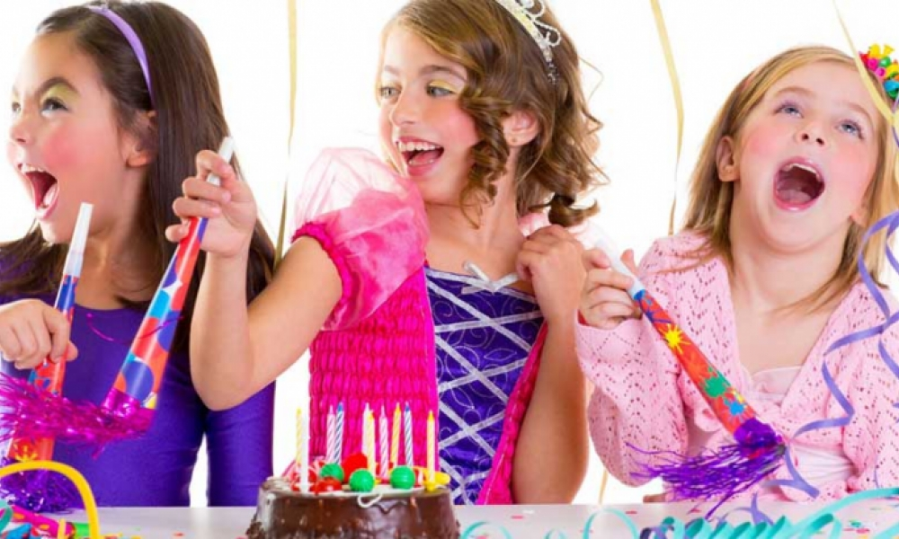 Mobile disco hire for children's parties