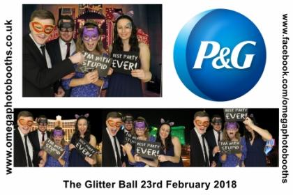 P & G Glitter Ball 2