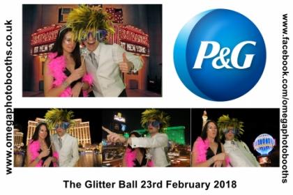 P & G Glitter Ball 4