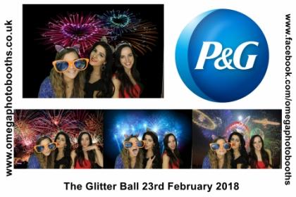 P & G Glitter Ball 5