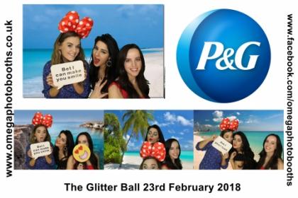 P & G Glitter Ball 6