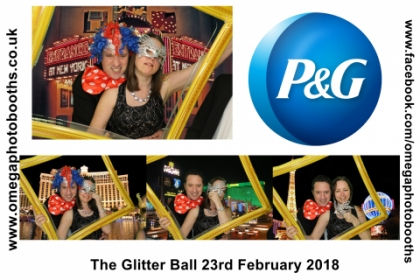 P & G Glitter Ball 7
