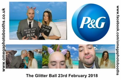 P & G Glitter Ball 11