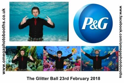 P & G Glitter Ball 9