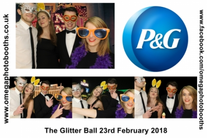 P & G Glitter Ball 17