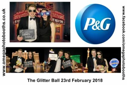 P & G Glitter Ball 21