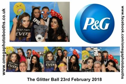 P & G Glitter Ball 1