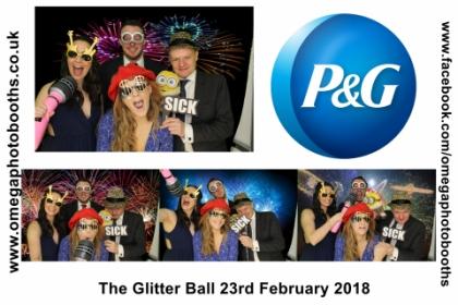 P & G Glitter Ball 19